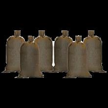 Heavy Duty Military Grade Hessian Sandbags