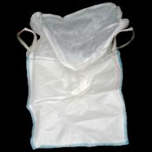 Bulk bag with liner