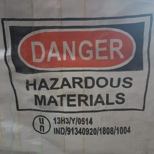 Asbestos Removal bags Ireland
