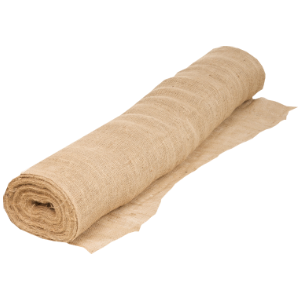 roll of hessian material
