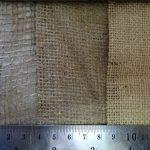 Hessian / Burlap grades