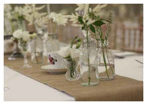 Hessian Table Runners Ireland